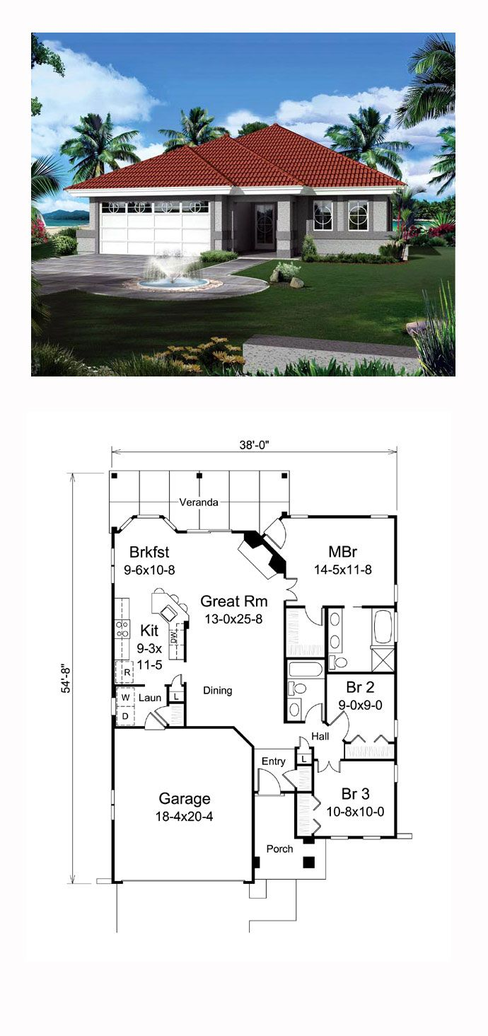 50 best southwest house plans images on pinterest floor plans ranch southwest house plan 95871 screened porchestiny