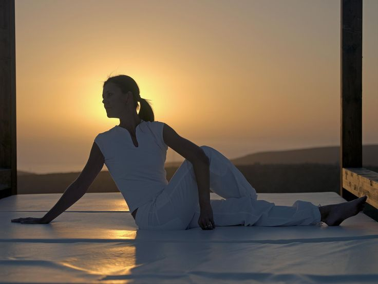Yoga. Aloe Spa (Gran Canaria)