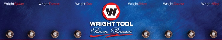 WRIGHT TOOL      Professional Sockets, Ratchets, Wrenches & More  All products made in the U.S.A. using American steel and American-made blanks. No Foreign-Made Blanks. Some competitors claim to sell American-made tools, yet make tools with foreign-made blanks. Wright manufactures all sockets, ratchets, wrenches and attachments. Tools 100% made in U.S.A.. More operations in-house than most any tool company. Wright does own engineering, tool & die work, makes own manufacturing tooling, does…