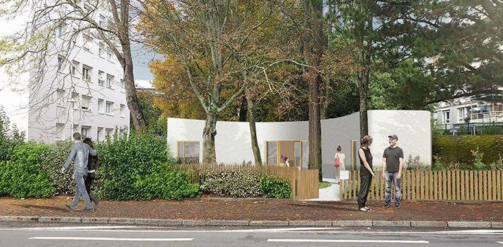 Le choix Immoweek : Nantes Métropole Habitat construit ses maisons grâce à une imprimante 3D - Immoweek