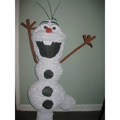 pi ata de olaf de frozen 300 00 en mercadolibre frozen pinterest frozen y olaf. Black Bedroom Furniture Sets. Home Design Ideas