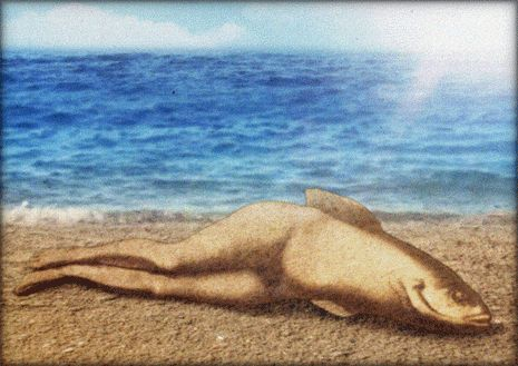 René Magritte paintings are even more surreal when animated | Dangerous Minds