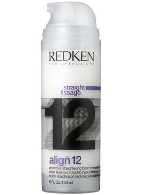Redken Align 12 Protective Straightening Lotion Review: Hair Care: allure.com