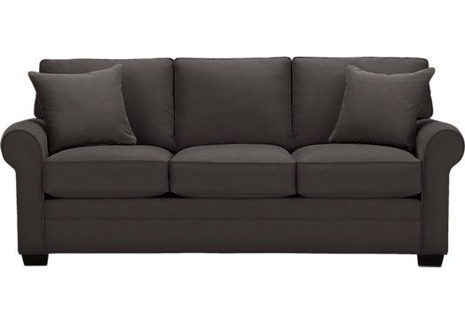 Shop for a Cindy Crawford Home  Bellingham Slate Sofa at Rooms To Go. Find Sofas that will look great in your home and complement the rest of your furniture.