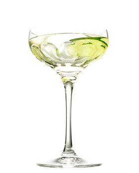 Hendricks gin martini....a delightfully different cocktail
