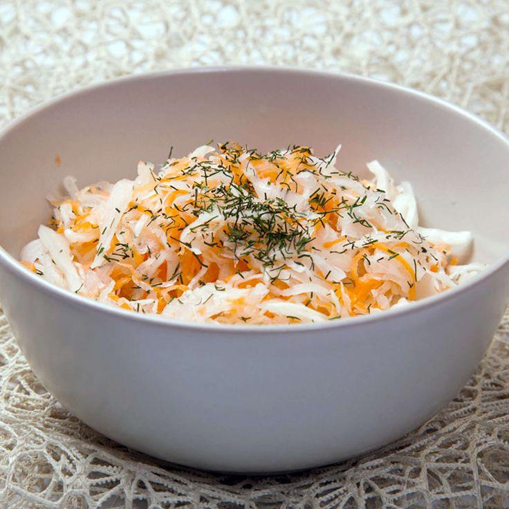 Slovenský kapustovo-mrkvový šalát Recept | Kaufland