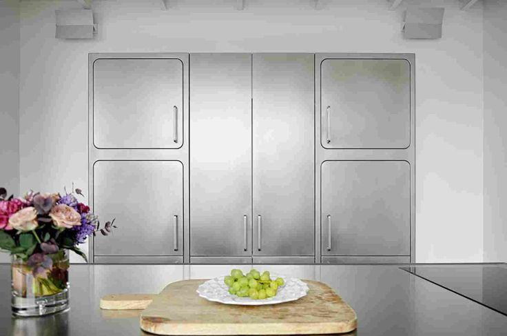 Профессиональная кухня из нержавеющей стали Abimis EGO