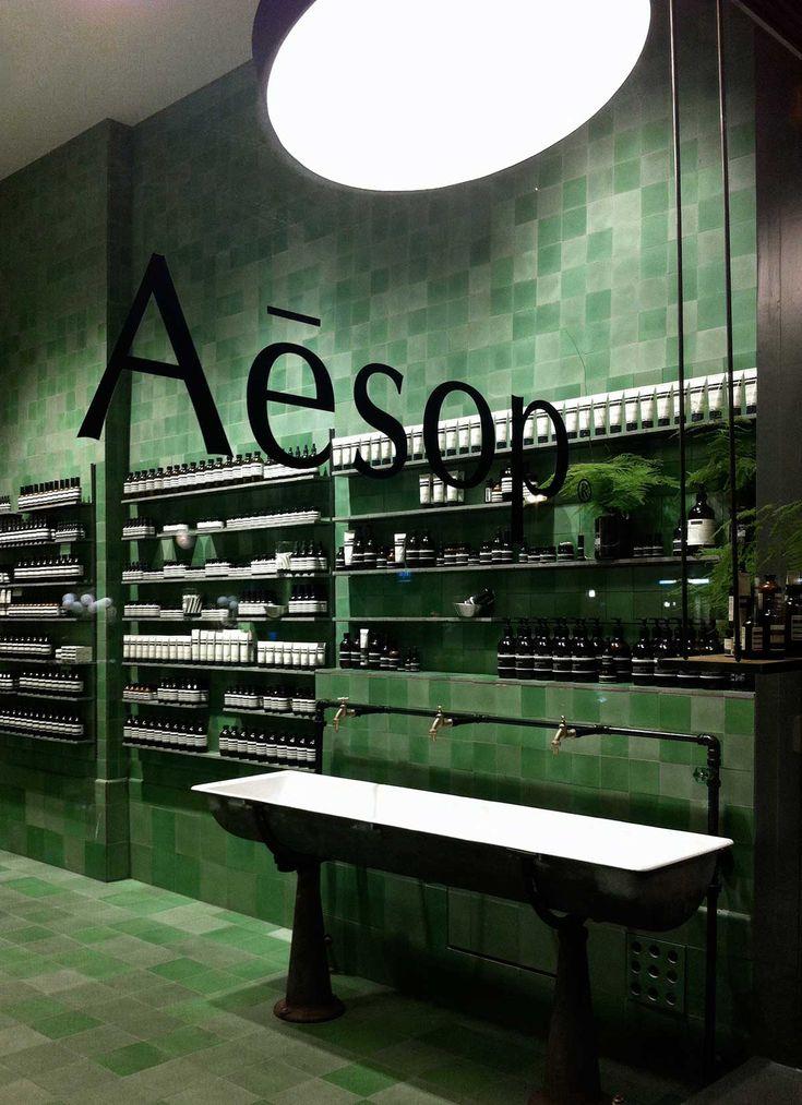 Reform Kitchen / Berlin guide / Inspiration / Aesop Berlin Store by Weiss—heiten | http://www.yellowtrace.com.au/2013/11/15/aesop-berlin-store-weiss-heiten/