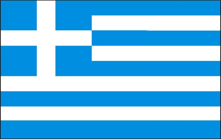 Printable Greek Flag Olympics