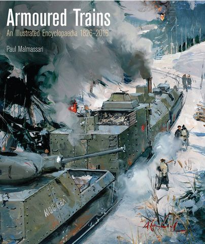 Armoured Trains is now in the SALE! Grab your copy whilst you can!     http://www.pen-and-sword.co.uk/Armoured-Trains-Hardback/p/12282