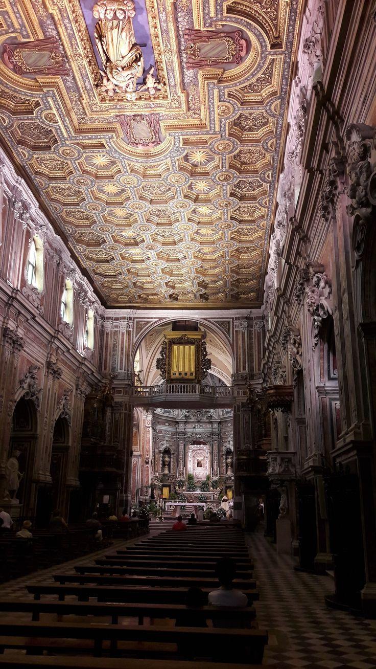 Chiesa del Carmine - #NAPOLI #Naples #turismo #italia #Italy