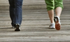 Walking Provides Head to Toe Health and Fitness