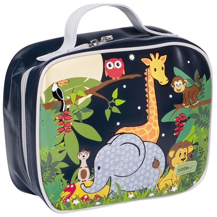 Bobble Art Jungle Lunch Box www.partytwinkle.com.au FREE delivery on minimum order