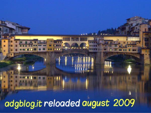 adgblog.it reloaded August 2009 #italiangrammar #exercises