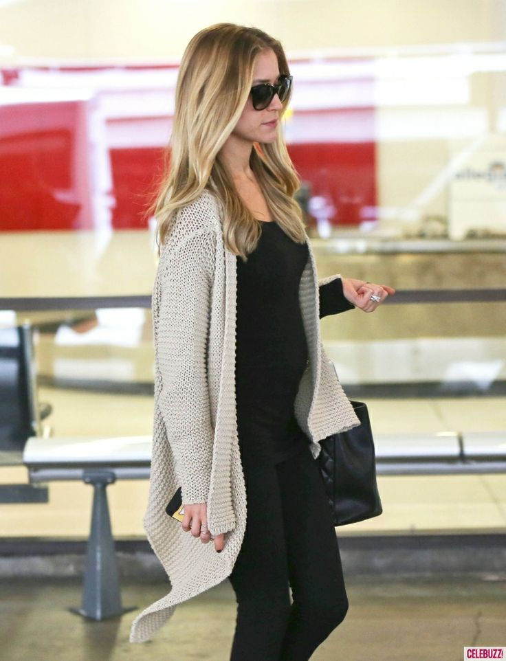 Kristin Cavallari's Baby Bump is Starting to Show, and It Too Is Adorable