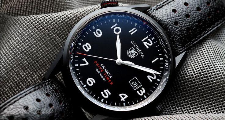 TAG HEUER Carrera Drive Timer / Ref.WAR2A80.FC6337