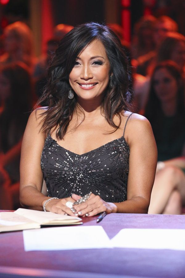 """""""It's almost like you're other worldly and from like Game of Throne time."""" Carrie Ann Inaba"""