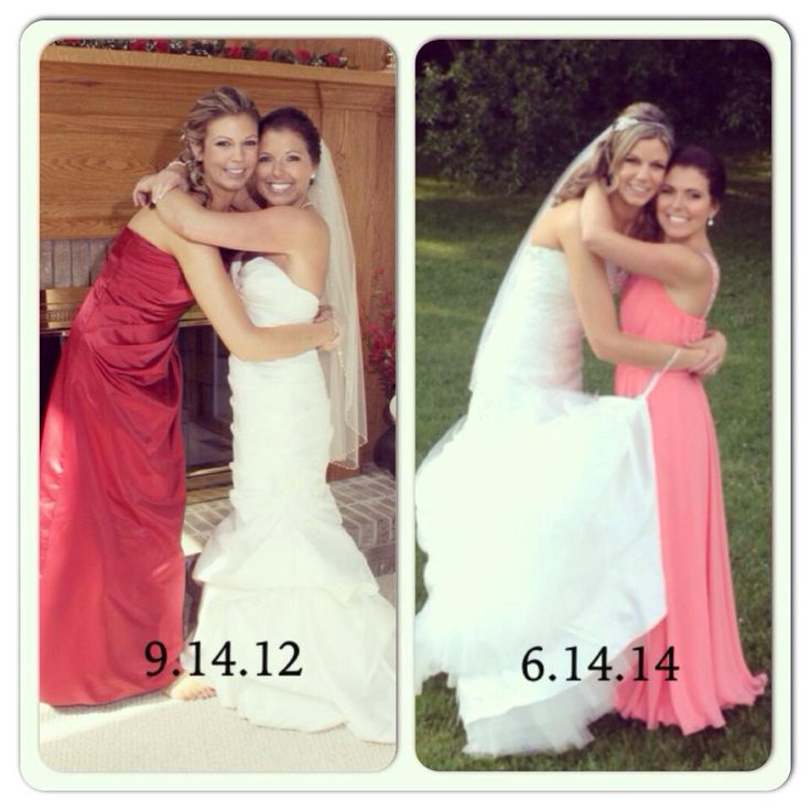 Favorite pose best friends wedding pictures matron of honor