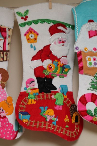 Santa's Workshop Stocking by TaDa! Creations photo Stockings008_zps088d11df.jpg