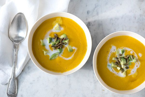 This easy-to-make recipe dispels the notion that you need to roast your ingredients in advance to make a great winter squash soup. Because we eliminate the time-consuming roasting step, this soup is hot and ready before you know it and when you need it mo liver detox soup