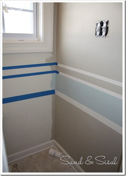 Best 25+ Striped Wall Paints Ideas On Pinterest | Striped Walls, Striped  Painted Walls And Paint Walls