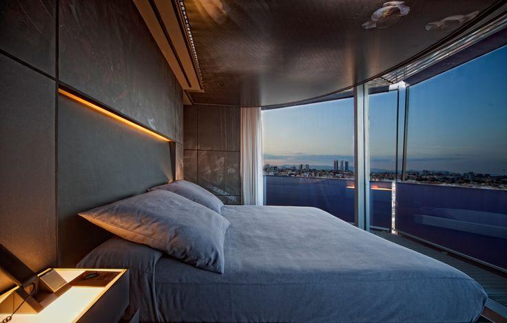 5 Star Hotel Rooms - Silken Puerta América Madrid