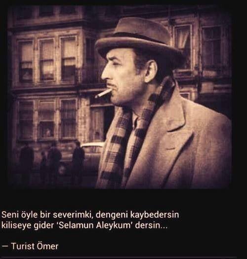 Sadri Alışık: Turist Ömer, Turkish Cinema, Zamanlar Yesilcam, Sadri Alışık, Once