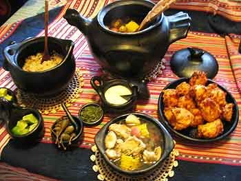 Our Cookware is with the goal to help sustain Cultures + is Fairtrade & Handmade