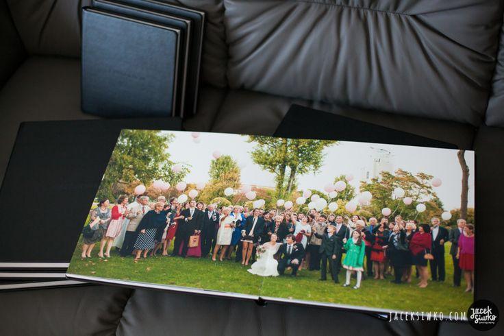 Wedding albums by www.jaceksiwko.com  Albumy Ślubne Jacek Siwko Photography