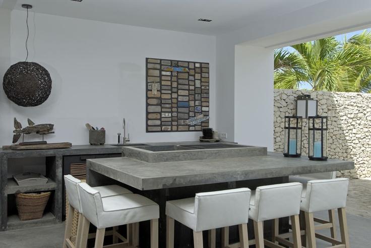 prachtige buitenmuur PietBoonRentals - Website | Bonaire | Bonaire | Engels | Niet tonen | Huis details Bonaire