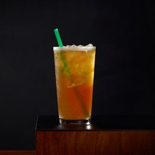 Teavana® Shaken Iced Mango Black Tea | Starbucks Coffee Company. My new OBSESSION. But The weird part is that I didn't even try to Starbucks I was just walking in the mall and the lady she stopped me at the Teavana and I was all like hey and I tried it and I'm hooked! I have it every three days