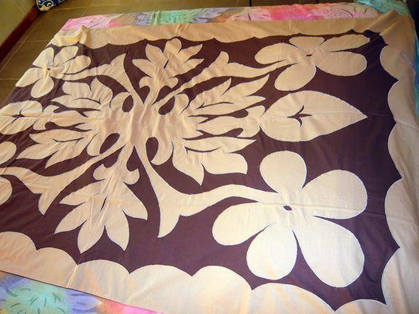 Tifaifai tiare quilt inspirations hawaiian quilts applique