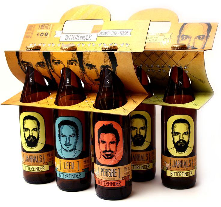 Craft Beer Branding & Packaging Design