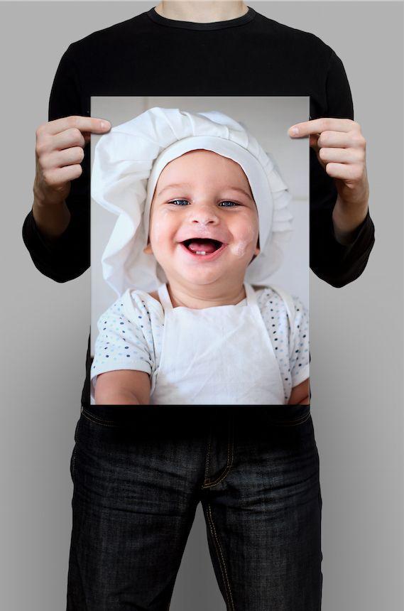 Tu poster con el mejor momento de tu hijo.   HAZ TU PEDIDO EN WWW.FOTOFACIL.CL  DESPACHAMOS GRATIS A TODO CHILE.