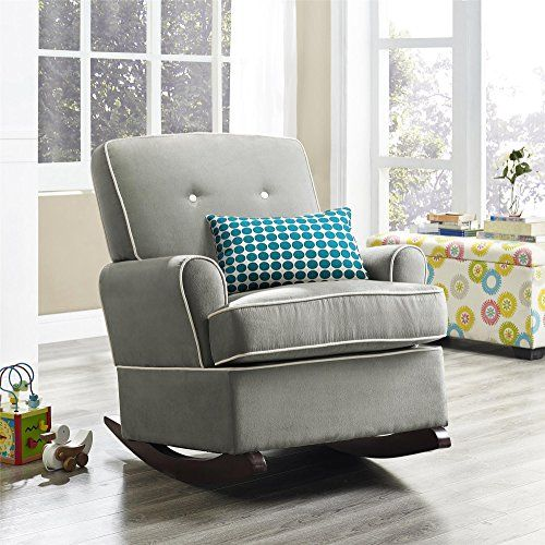 The #Baby Relax Tinsley Rocker will become your new favorite spot to relax and spend time with your baby. This rocker is a great rocking chair for nursery for th...