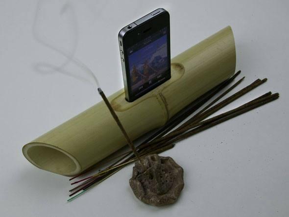 Essa caixa de som para iPhone não precisa de energia para funcionar