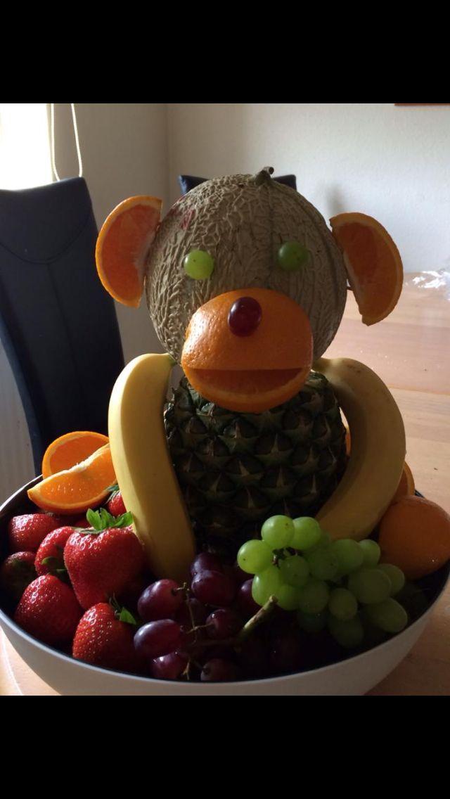 Mejores imágenes de creaciones con frutas en pinterest