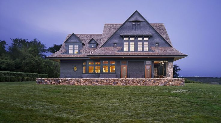 Shope Reno Wharton Shingle Style Rhode Island Home