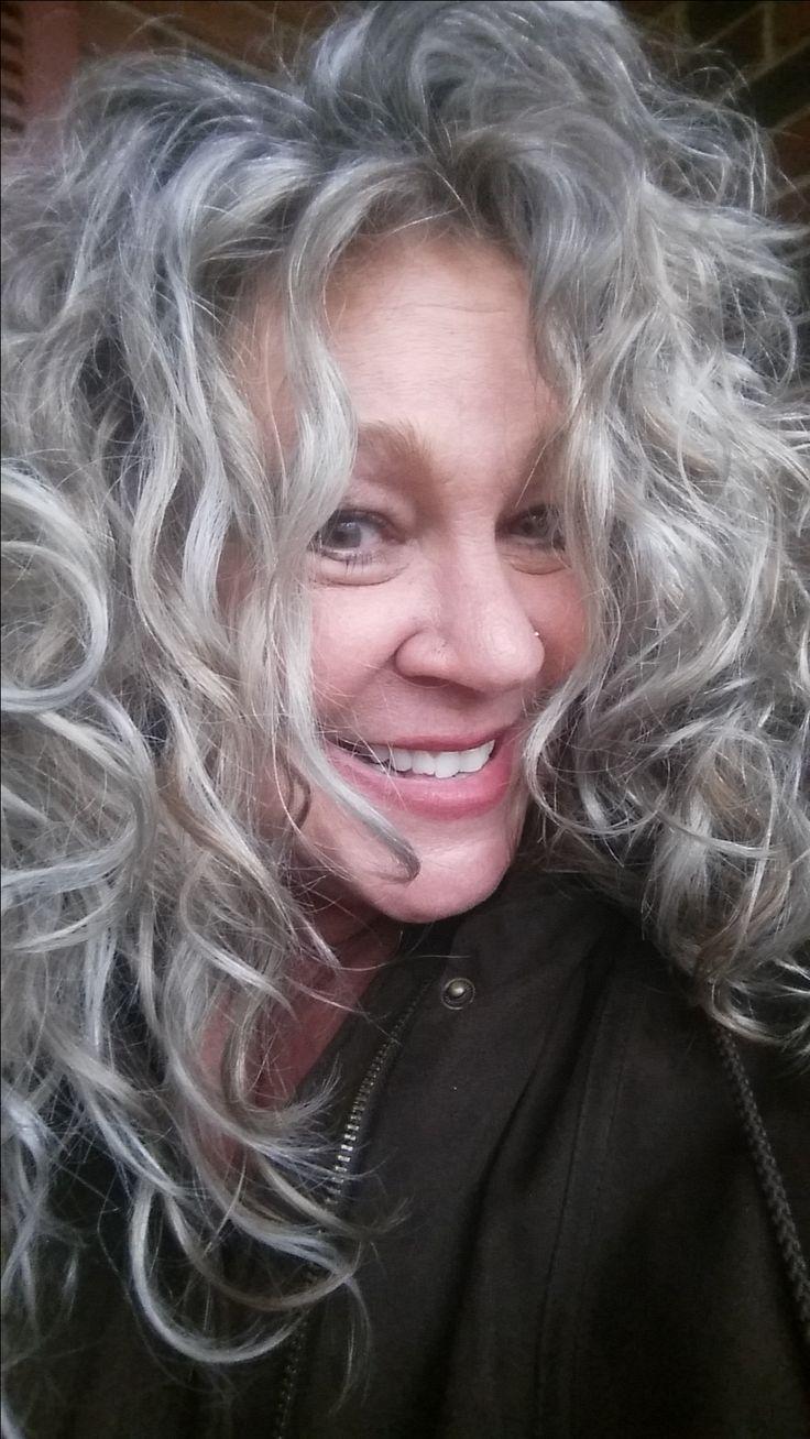 gray hairstyles ideas