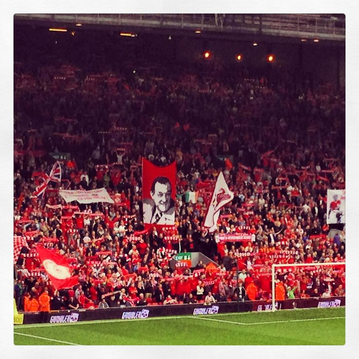 The home of Liverpool Football Club #Anfield #LFC