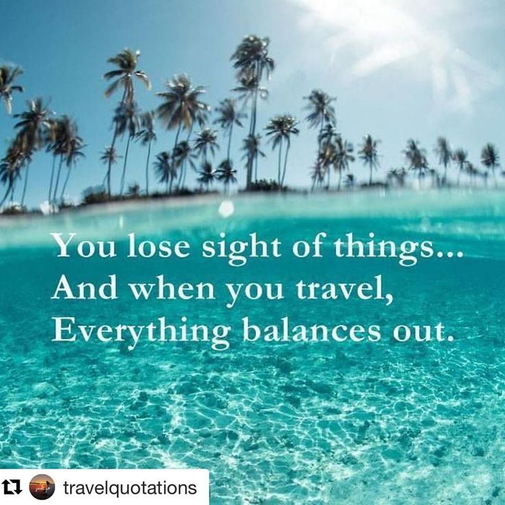 Travel to bring balance to your life 😃 Thanks for the reminder @travelquotations!  #travel #quotes #quotestoliveby #quoteoftheday #travelgram #instatravel #instagood #instadaily #traveladdict #wanderlust #globetrotter #perspective #balance #gourmettrails