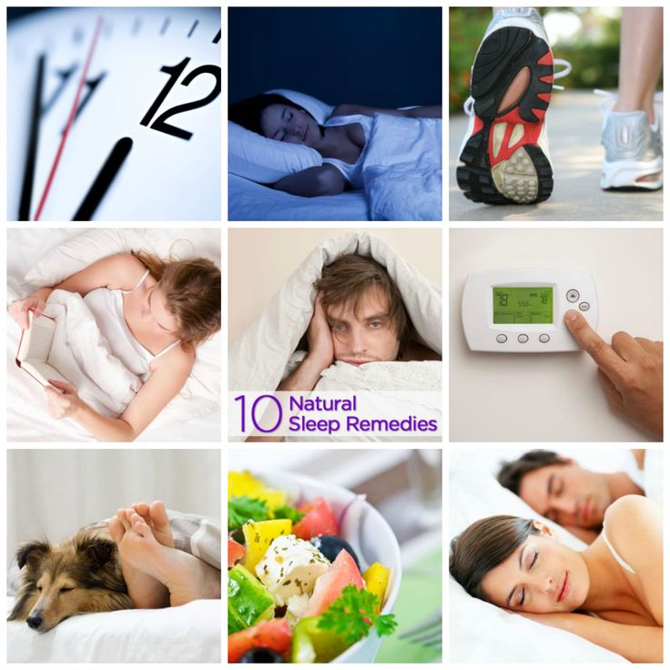 10 Natural Ways to Sleep Better. Getting adequate sleep is good for your heart.
