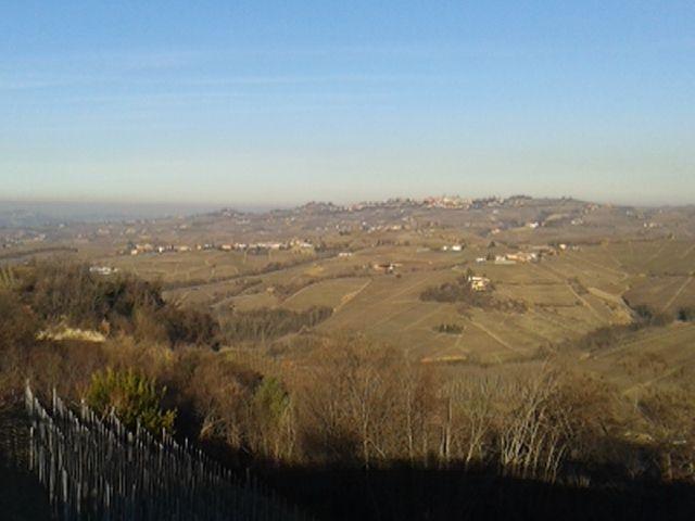 Monforte d'Alba nel Cuneo, Piemonte