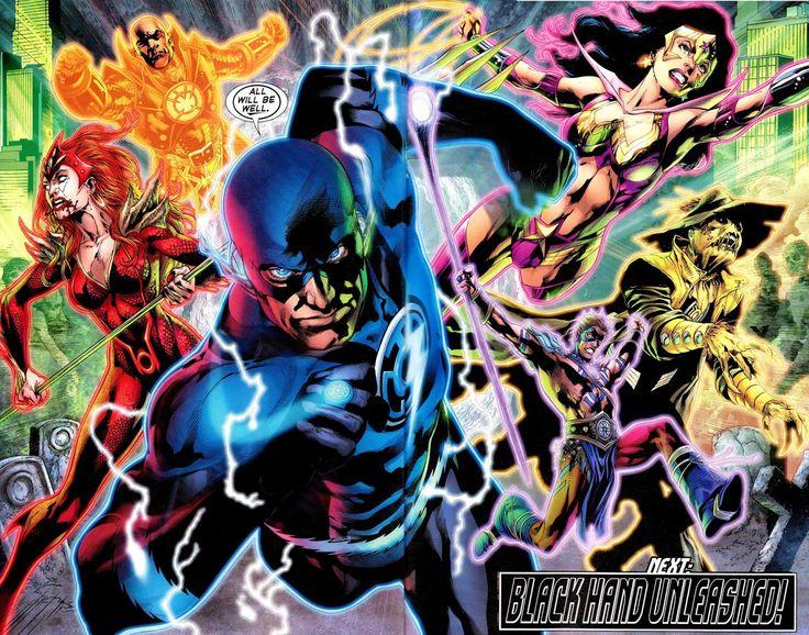 Cinco coisas que você, fã da série The Flash (e que não conhece as HQ's), com certeza não sabe!