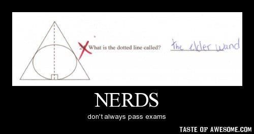 Willing to bet that this answer was a calculated risk and the person still made a higher grade than most.