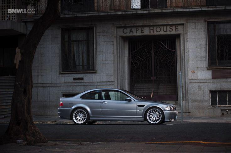2003 BMW M3 CSL future classic