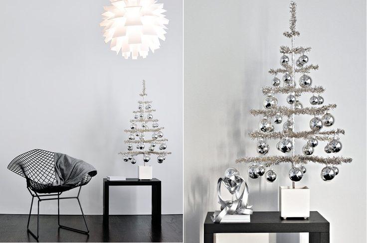 #сновымгодом #excll #дизайнинтерьера #решения  Альтернативная, не менее новогодняя елка
