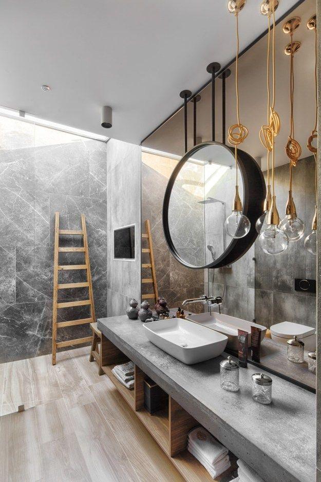 Interior Design Bathrooms best 25+ loft bathroom ideas on pinterest | shower rooms, grey