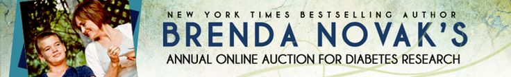Brenda Novak's Online Auction for Diabetes Research