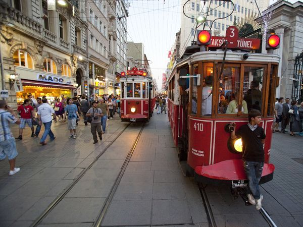 Istanbul+City | Istanbul: City of the Future -- National Geographic Traveler